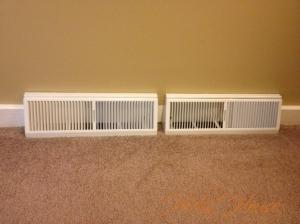 white vents
