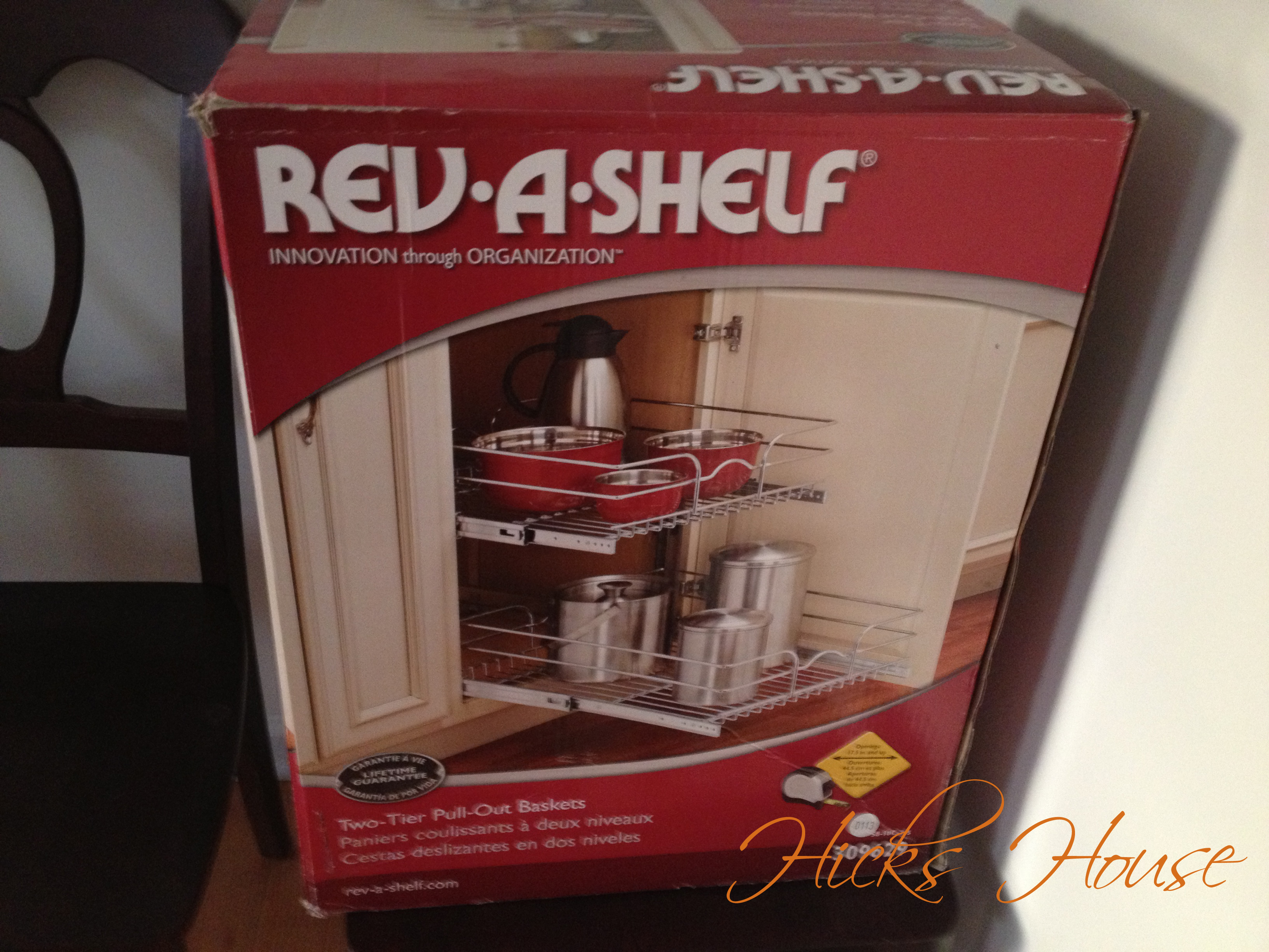 christina cookware rev cabinet s shelf dinner at img organizer tier two organizers a