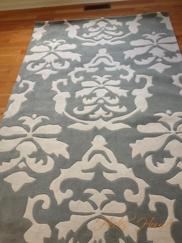 rug close up