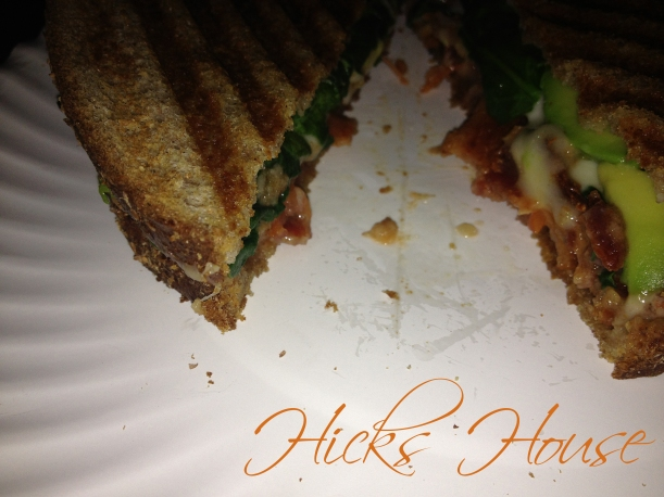 Hicks House | Grilled Avocado BLT