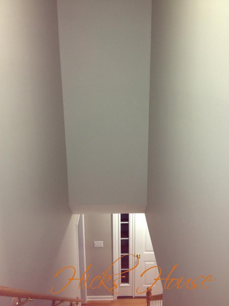 hallway painted 7