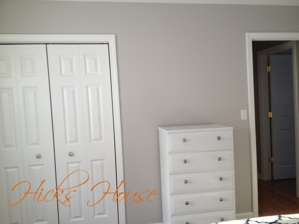 Hicks House | Guest Room Stonington Gray