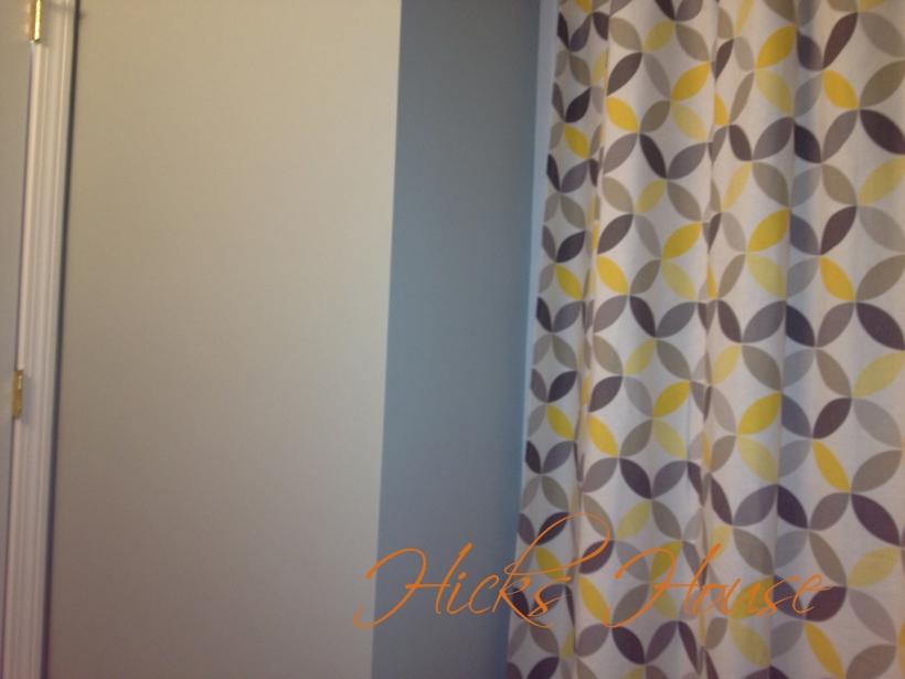 Hicks House | Hall Bath