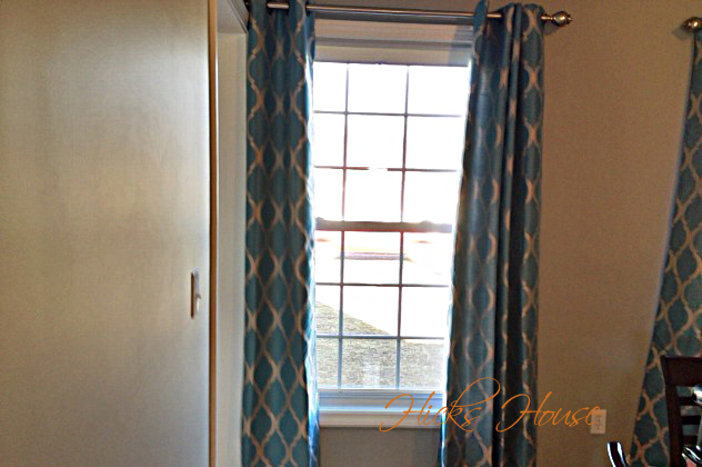How To Hang Curtains In Corners