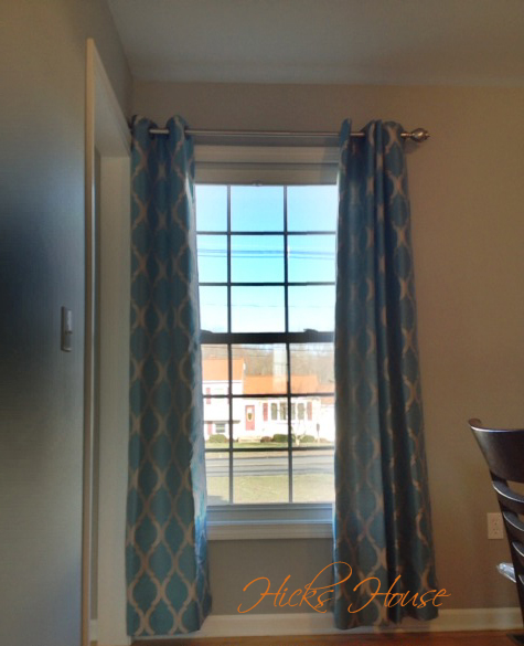 Curtains Ideas curtain rod close to wall : how to hang curtains in corners | Hicks House