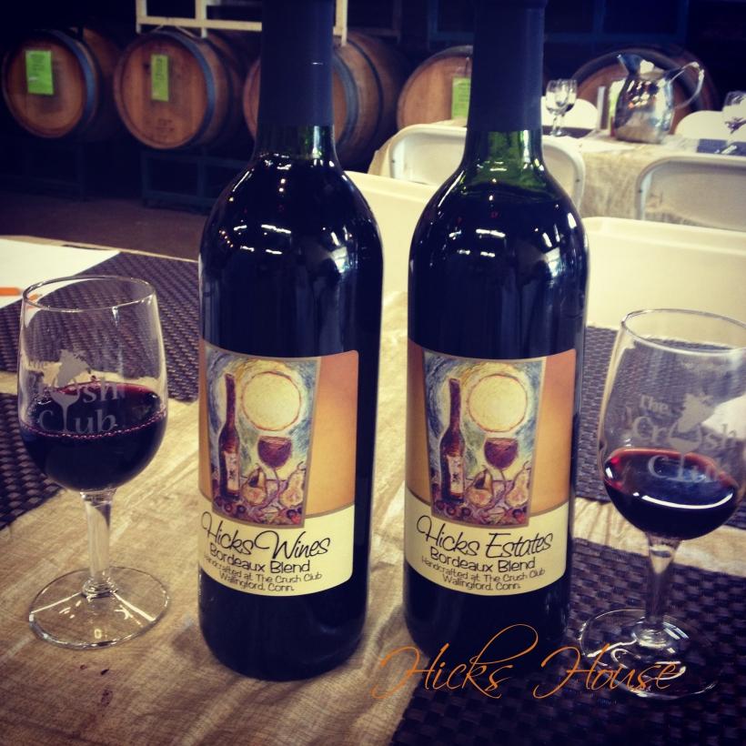 Hicks House | Wine