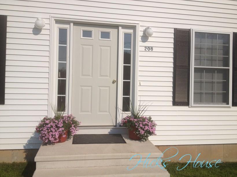 Yellow Door No More | Hicks House