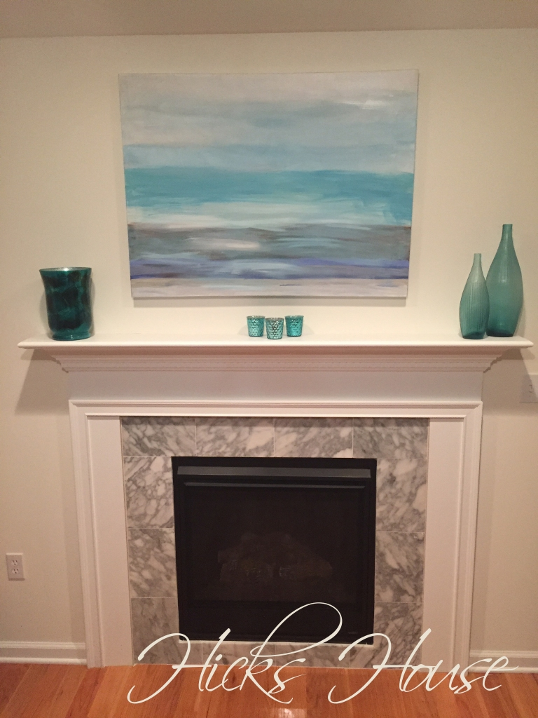 Marble Fireplace Surround | Hicks House