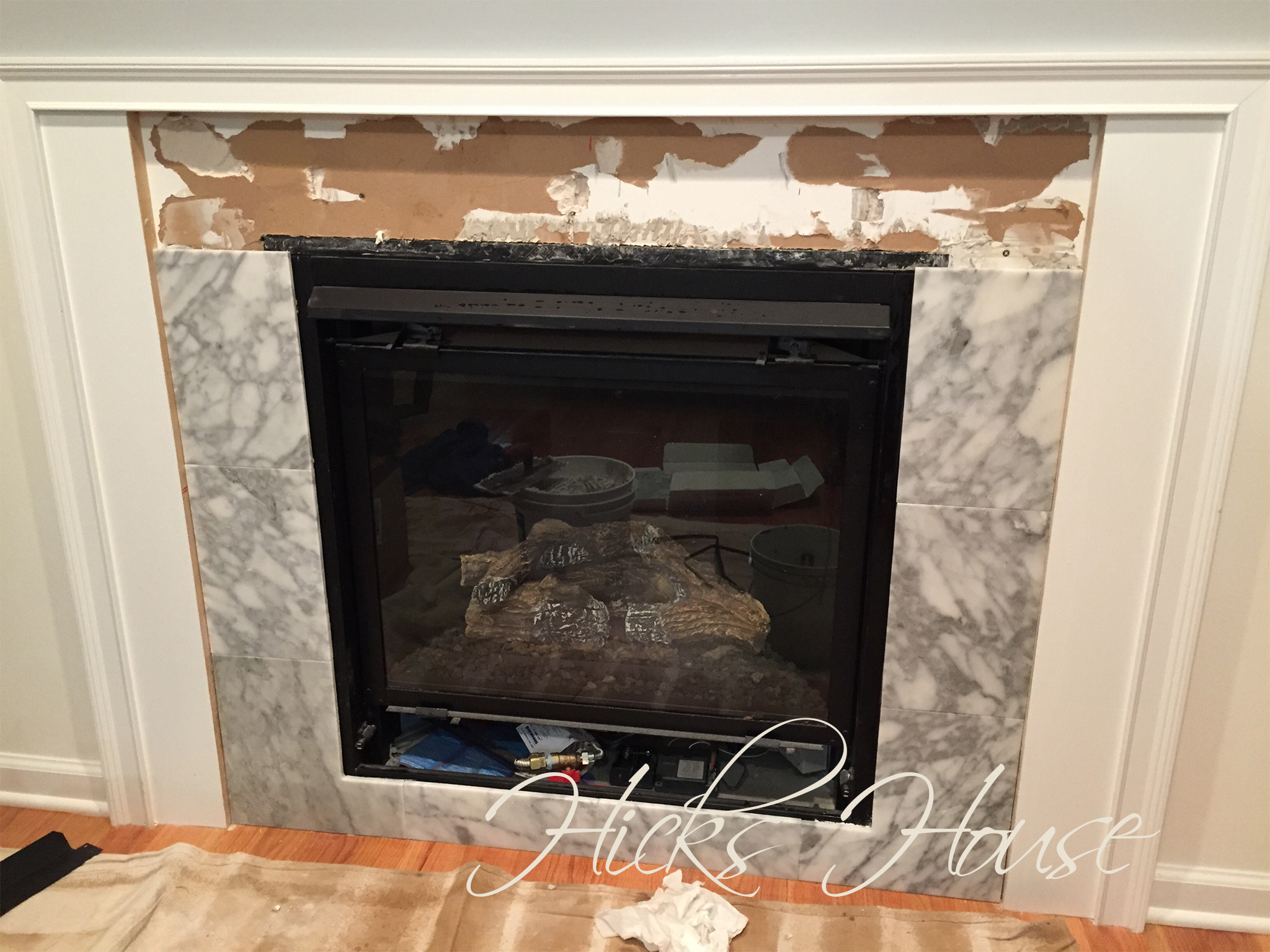 Posts about marble fireplace surround written by Danielle