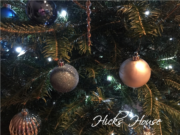 Hicks House | Christmas 2014